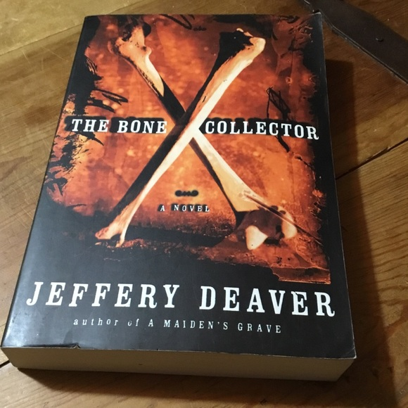 Other - Book The Bone Collector by Jeffery Deaver
